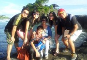 june family tour di bali